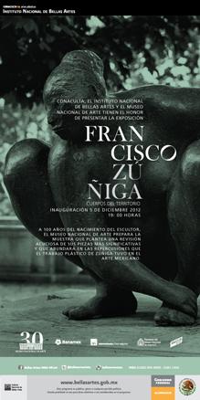 Francisco Zúñiga, Cuerpos del territorio
