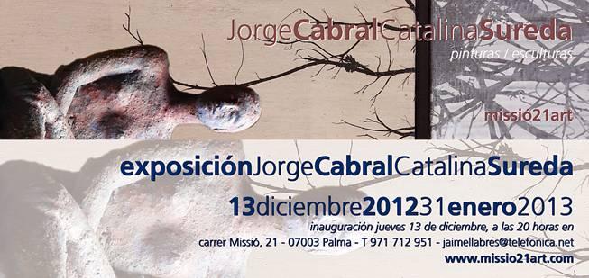 Jorge Cabral - Catalina Sureda