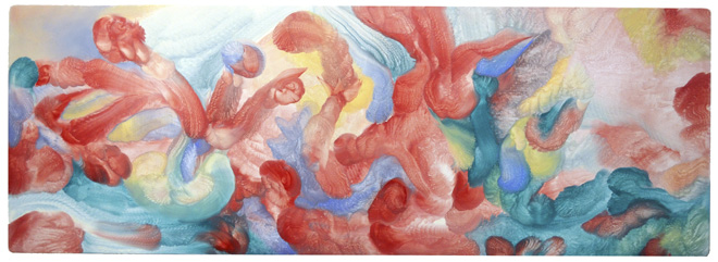 Sema castro flesh island trip exposici n pintura dic 2012 arteinformado - Maderas santana tenerife ...
