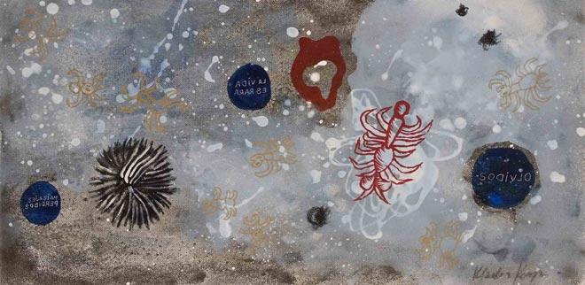 Klaudia Kemper, Visiones de lo desconocido, 2011