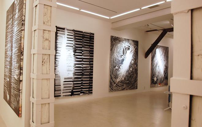 La New Gallery. Felicidad Moreno