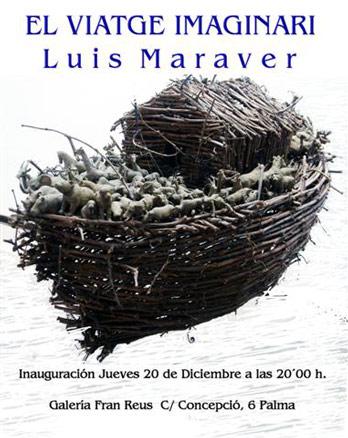 Luís Maraver, El viatge imaginari