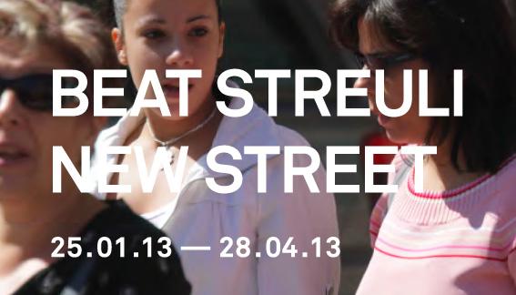 Beat Streuli, New Street