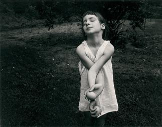 Emmet Gowin, Nancy, Danville -Virginia-, 1969