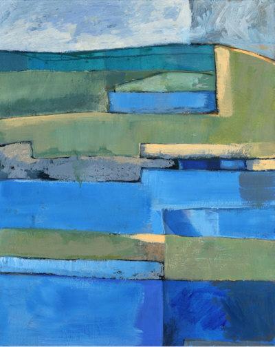 s/t, mixta/lienzo, 100 x 81 cm., 2006