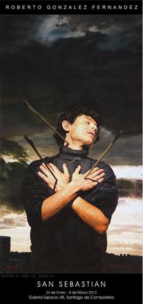 Roberto González Fernández, San Sebastián