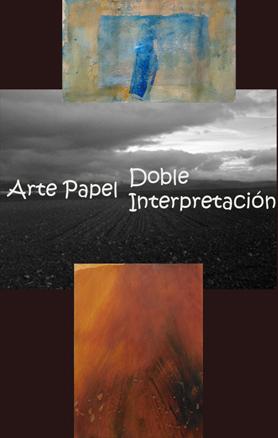 Arte Papel. Doble Interpretación