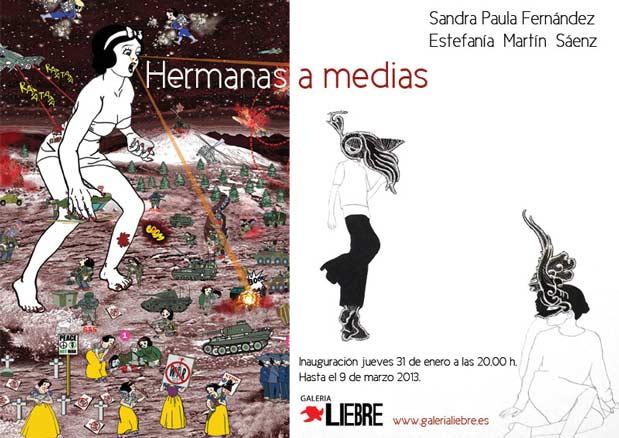 Hermanas a Medias