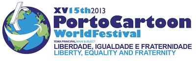 XV Portocartoon - Wordfestival 2013