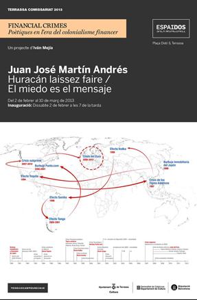 Juan José Martín Andrés, Huracán laissez faire