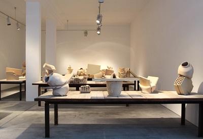 Vista de la exposición de Miquel Barceló