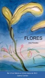 José Paredes, Flores