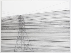Jessica Mein, Untitled Blackout 7, 2012