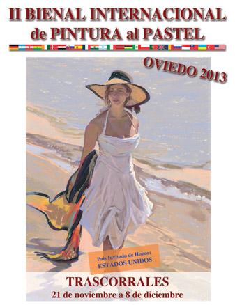 II Bienal Internacional de Pintura al Pastel