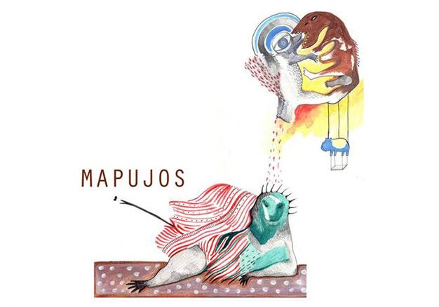 Alba Soto, Mapujos