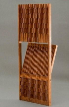 Maqueta para celosía, década de 1960. Madera. 59,1 x 24,5 x 1,9 cm