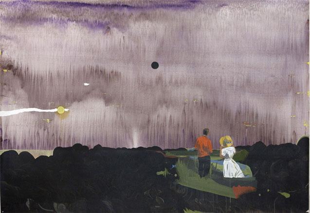 Miki Leal, Mañana en la orilla, 2012