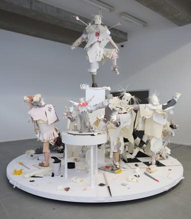 Karen Sargsyan, The Touching, 2007