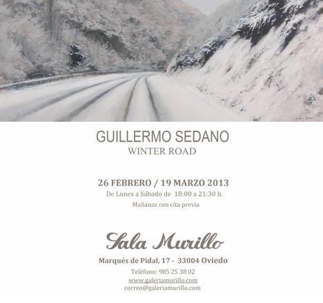 Guillermo Sedano, Winter road
