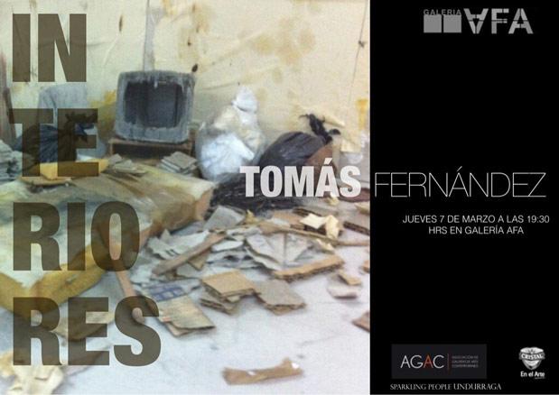 Tomás Fernández, Interiores