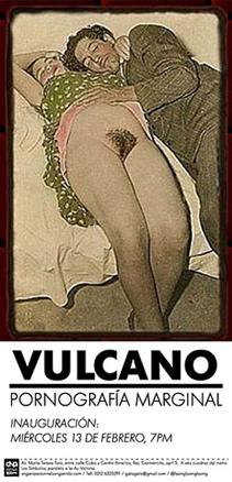 Vulcano. Pornografía marginal