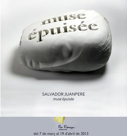 Salvador Juanpere, Muse épuisée