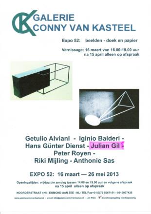 Expo 52 beelden - doek en papier