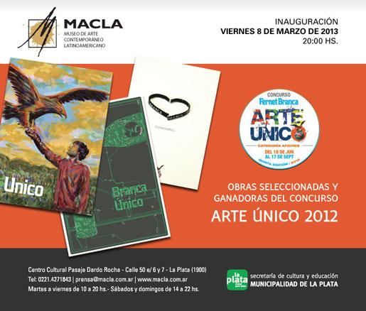 Arte Único 2012