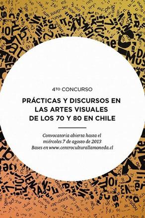 4to Concurso de Investigación CeDoc Artes Visuales
