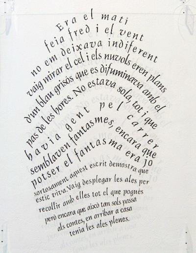 El meu poema, 2007