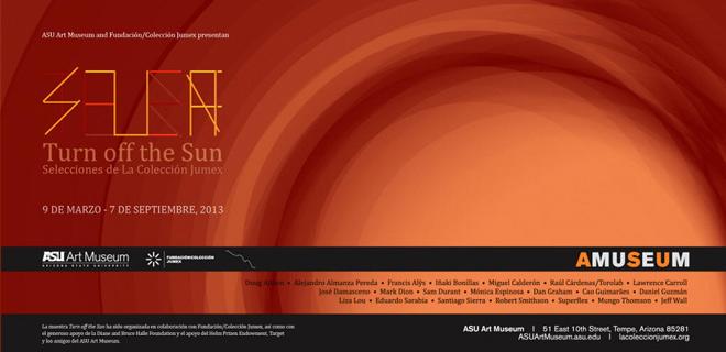 Turn off the Sun. Selecciones de La Colección Jumex