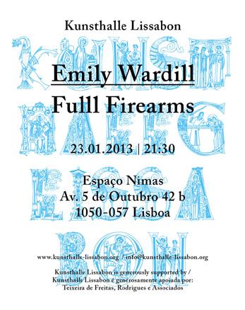 Emily Wardill