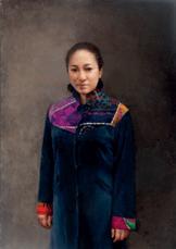 Akihito Asano, Retrato de Tomoe II -premio Ricard Camí-