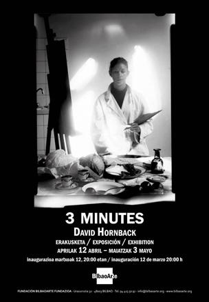 David Hornback, 3 minutes