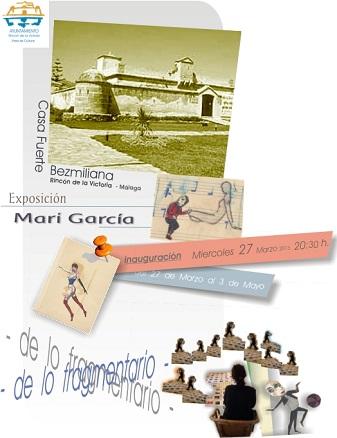 Mari García, De lo fragmentario