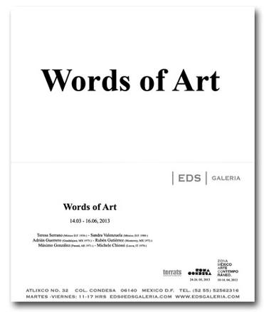 Words of Art