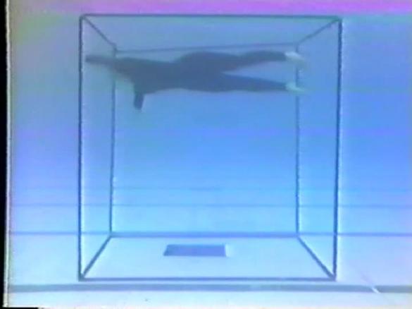 Autológica Agua  Aire, 1980.