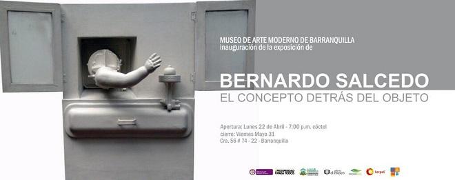 Bernardo Salcedo, El concepto detrás del objeto
