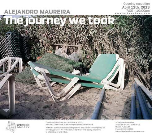 Alejandro Maureira, The journey we took