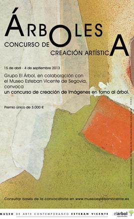Concurso de creación artística Árboles
