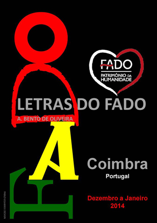 Agostinho Bento de Oliveira, Letras do Fado