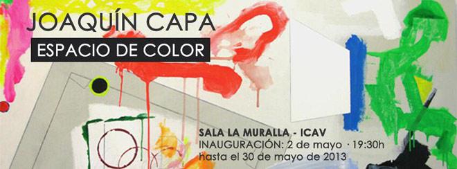 Joaquín Capa, Espacio de color