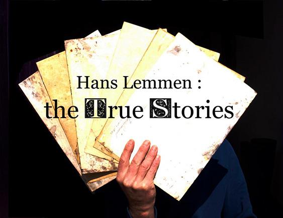 Hans Lemmen en la galería ARTIZAR