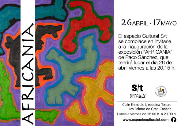 Paco Sánchez, Africania