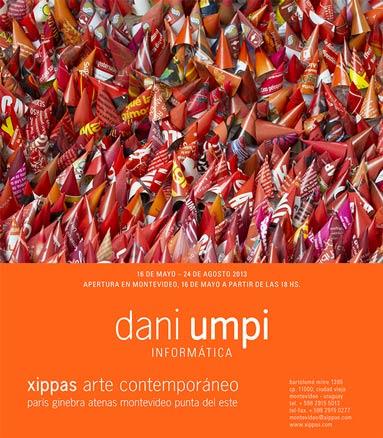Dani Umpi, Informática
