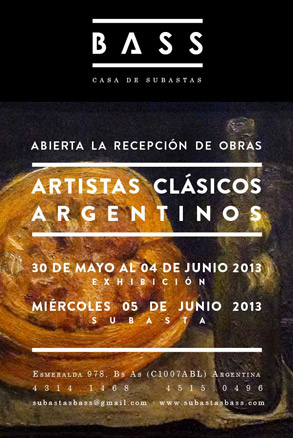 Artistas clásicos argentinos