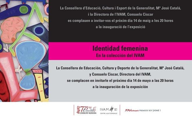 Identidad femenina en la colección del IVAM