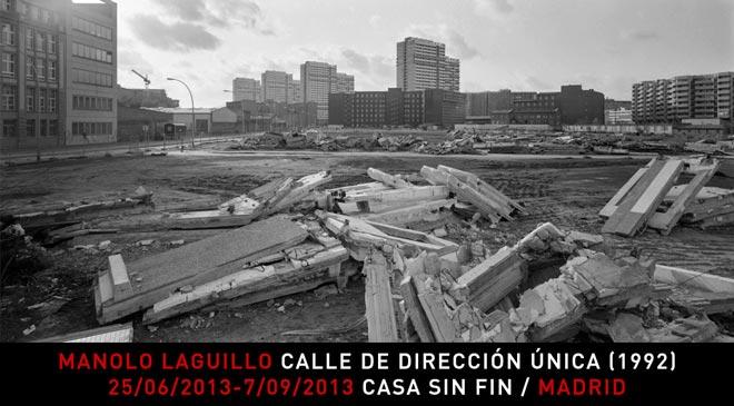 Manolo Laguillo, Calle de dirección única 1992