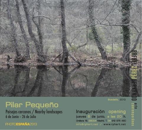Pilar Pequeño, Paisajes cercanos