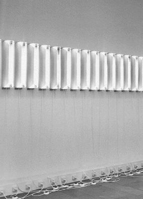 Iguales o igualmente diferentes 1990 instalación de Fernando Illana